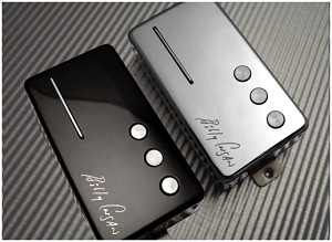 Railhammer Humcutter Pickups: Cleancut, Nuevo 90, Billy Corgan Signature